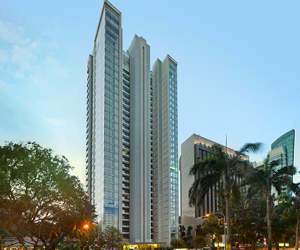 新加坡汉美登公寓