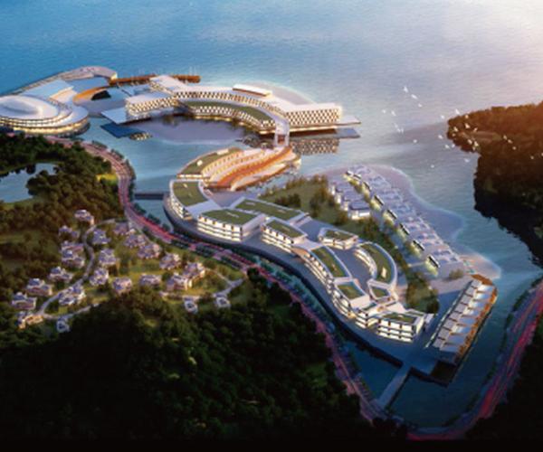 金桂湖健康产业园