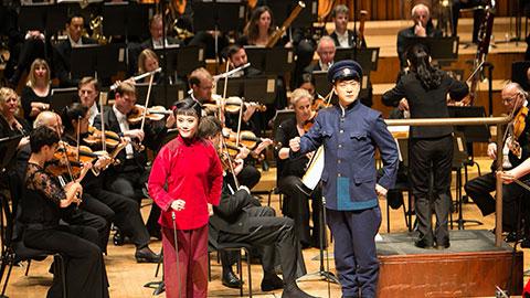 纪念中国人民抗日战争暨世界反法西斯战争胜利70周年音乐会