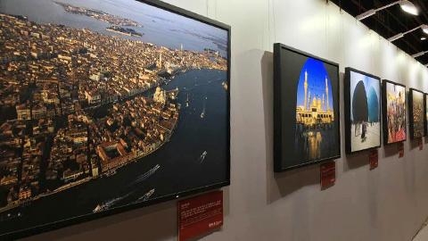 """""""丝路之旅""""摄影展全球巡展-香港站"""