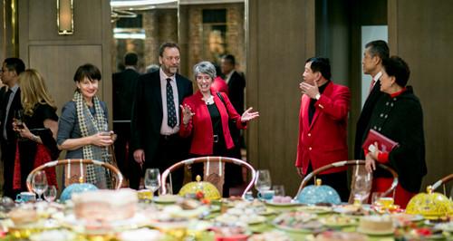 伦敦新春中国文化周
